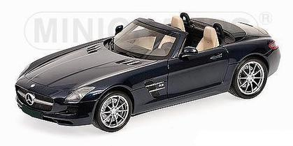 Mercedes-Benz SLS AMG Roadster 2011