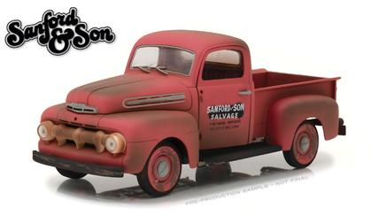 Ford F-1 Pickup 1952 Sanford and Son TV Series