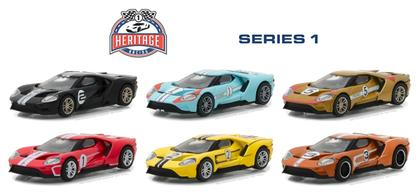 Ford GT Racing Heritage Series 1