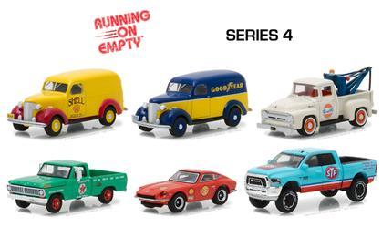Running on Empty Series 4
