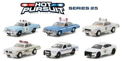 Hot Pursuit Series 25