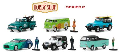The Hobby Shop Series 2