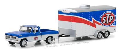 1970 Ford F-100 and Racing Trailer