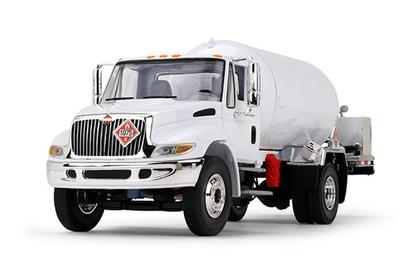 International DuraStar with Propane