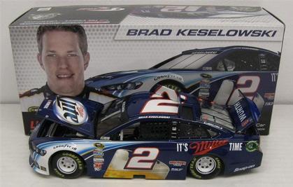 Brad Keselowski #2