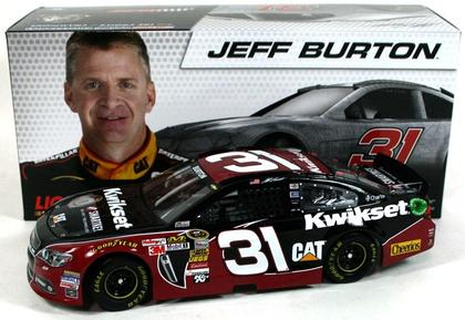 Jeff Burton #31