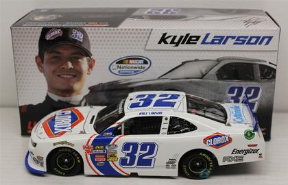 Kyle Larson #38