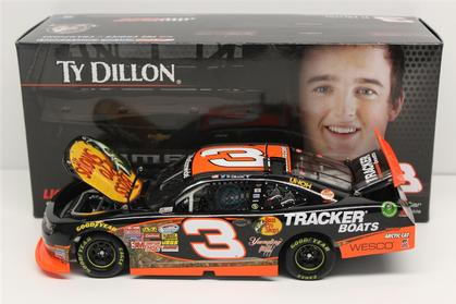 Ty Dillon #3
