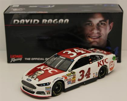 David Ragan #34