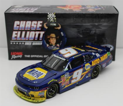 Chase Elliott #9 NAPA - Texas WIN 2014 Chevrolet Camaro (Raced Version)
