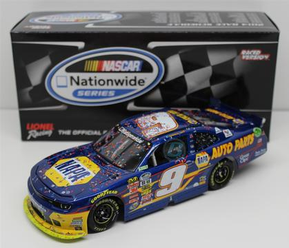 Chase Elliott #9 NAPA - Darlington WIN 2014 Chevrolet Camaro (Raced Version)