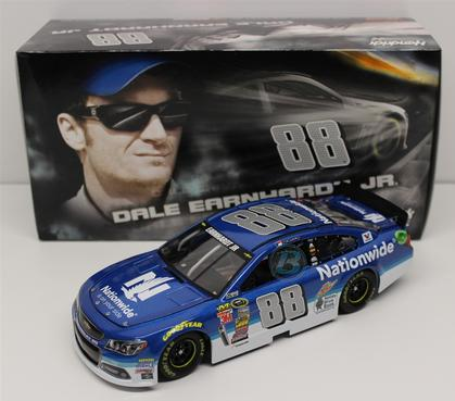 Dale Earnhardt Jr #88 Nationwide Insurance 2015 Chevrolet SS