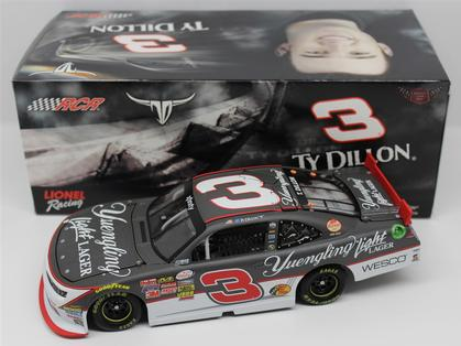 Ty Dillon #3 Yuengling Light Lager 2015 Chevrolet Camaro