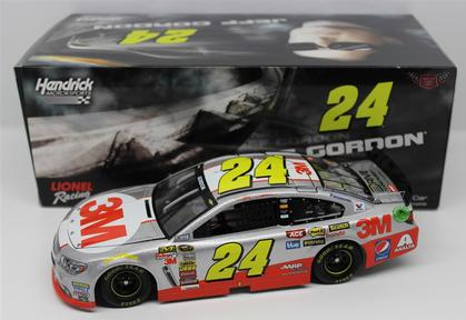 Jeff Gordon #24 3M 2015 Chevrolet SS