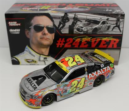 Jeff Gordon #24 Axalta - Homestead Race Version 2015 Chevrolet SS