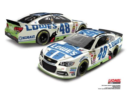 Jimmie Johnson #48