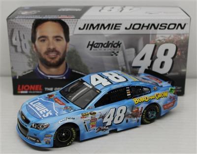 Jimmie Johnson #48