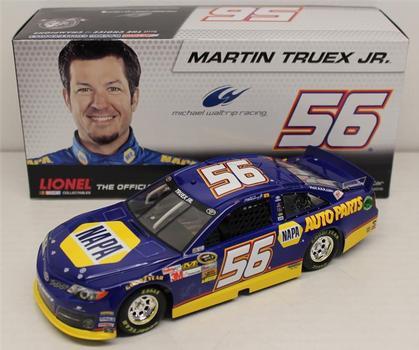 Martin Truex Jr #56