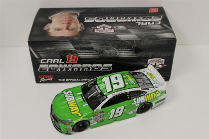 Carl Edwards #19