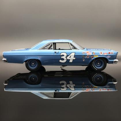 Wendell Scott #34 1965 Ford Galaxie