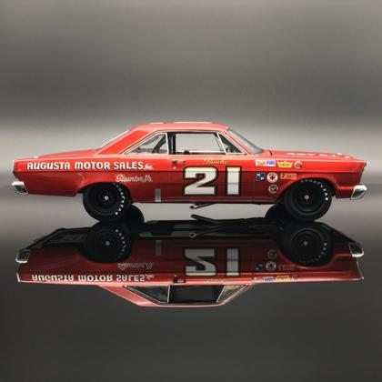 Marvin Pancho #21 1965 Ford Galaxie