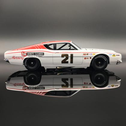Cale Yarborough #21 1968 Mercury Cyclone