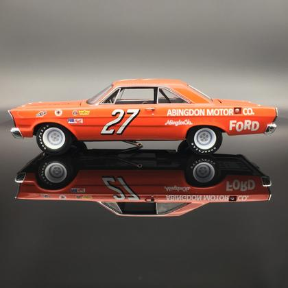 Cale Yarborough #27 1965 Ford Galaxie