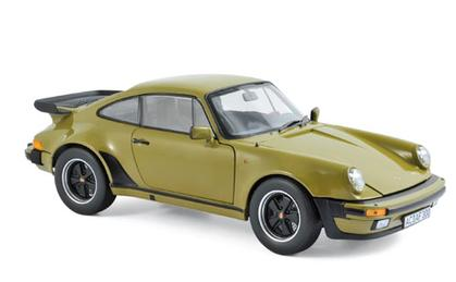 Porsche 911 Turbo 3.3l 1977