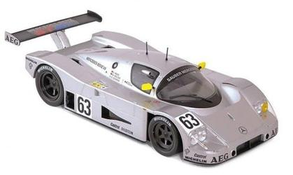 Sauber Mercedes C9 - Le Mans Winner 1989 - #63