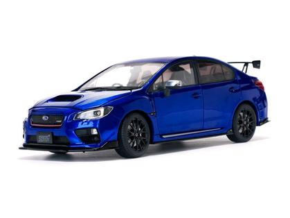 Subaru WRX STI S207 NBR 2015