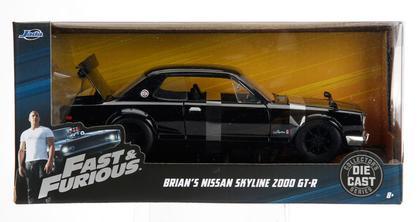 Nissan Skyline 2000 GT-R 1971