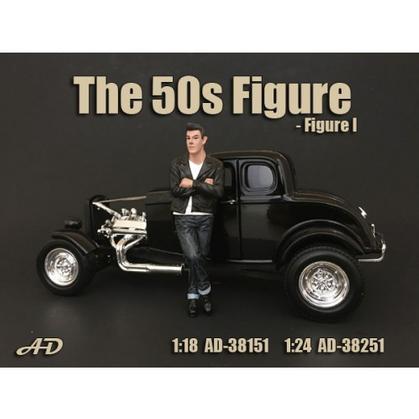 50s Style Figure (#1)