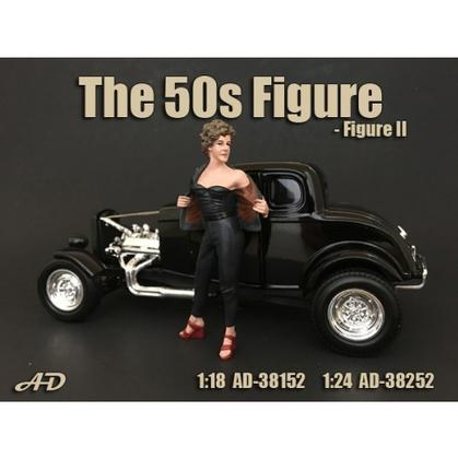 50s Style Figure (#2)
