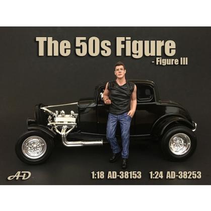 50s Style Figure (#3)
