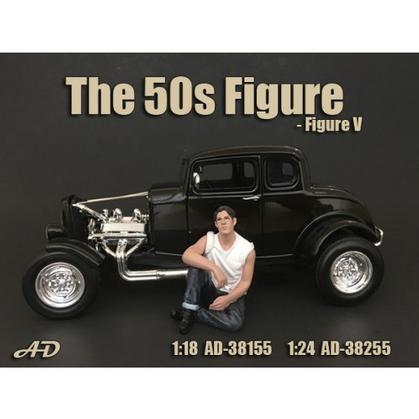 50s Style Figure (#5)