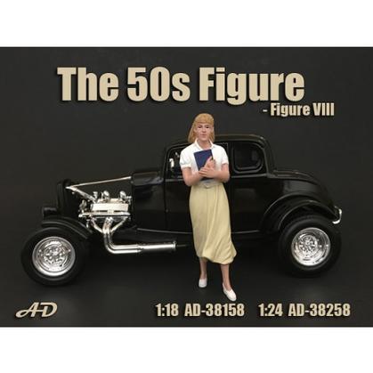 50s Style Figure (#8)