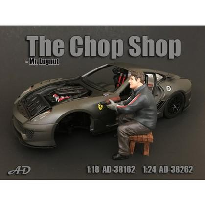 Chop Shop Figure