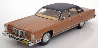 Lincoln Continental Town Car 1975