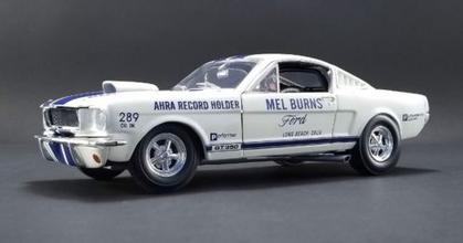 Ford Mustang Shelby 1965 Drag