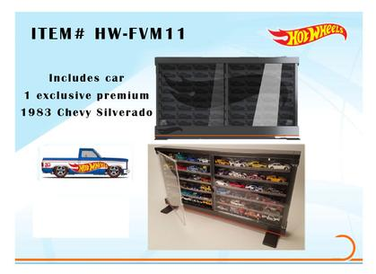 Hot Wheels 1:64 50th Anniversary Display (2018) September