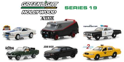Anniversary Hollywood Series 19 Set