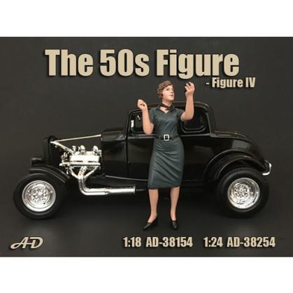 Figurine Style Années 50 (#4)