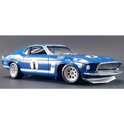 Ford Mustang Boss 302 1969 #1