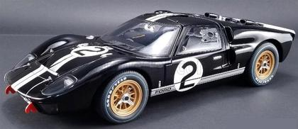 Ford GT40 MKII #2 Winner 24h Le Mans 1966