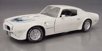 Pontiac Trans AM Dazed and Confused - White Lightning