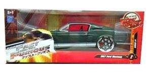 FORD MUSTANG 1967 FAST AND FURIOUS