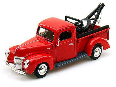 Ford Pickup 1940 Wrecker