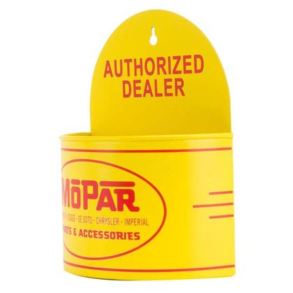 MOPAR DEALER TIN TRAY (7