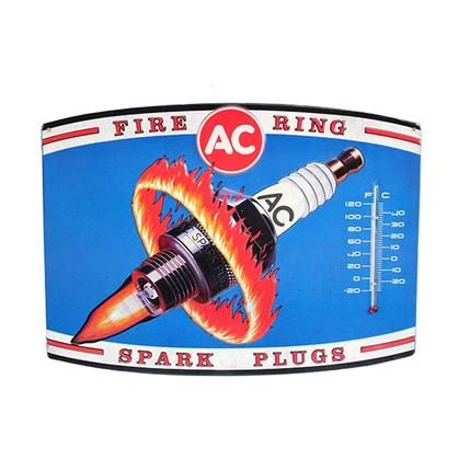 AC DELCO FIRE RINGS THERMOMETER (14