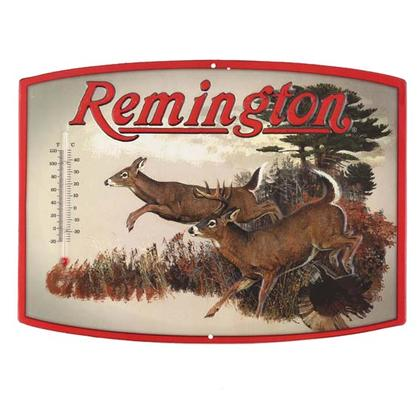 REMINGTON DEER THERMOMETER 14